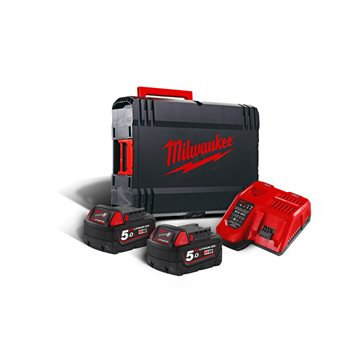 Milwaukee Batteri Kit Typ M18 NRG-502