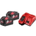Milwaukee Batteri Kit M18 NRG-902