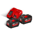Milwaukee Batteri Kit M18 NRG122